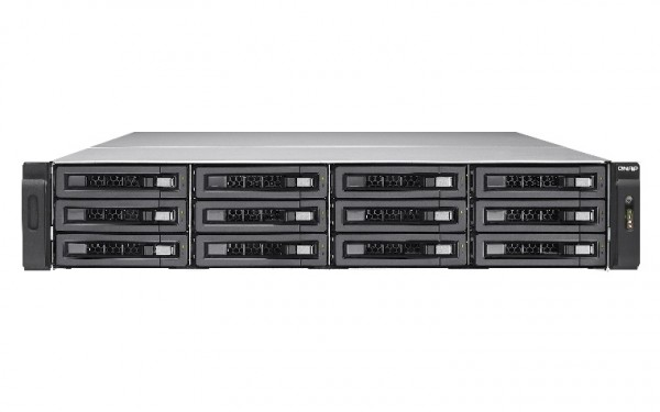 Qnap TES-1885U-D1531-16GR 18-Bay 120TB Bundle mit 12x 10TB IronWolf ST10000VN0004