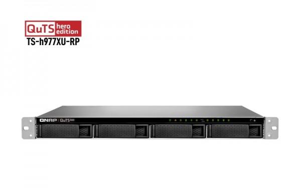 QNAP TS-h977XU-RP-3700X-32G 9-Bay 16TB Bundle mit 4x 4TB Gold WD4003FRYZ