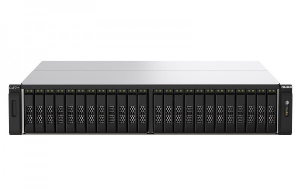 QNAP TS-h3088XU-RP-W1270-64G 30-Bay 60TB Bundle mit 15x 4TB Samsung SSD 860 Pro
