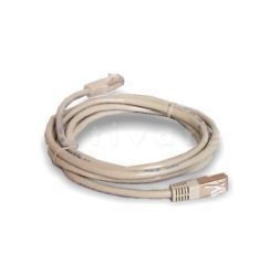 Patchkabel, FTP / F-UTP, Cat5e, 2m, grau