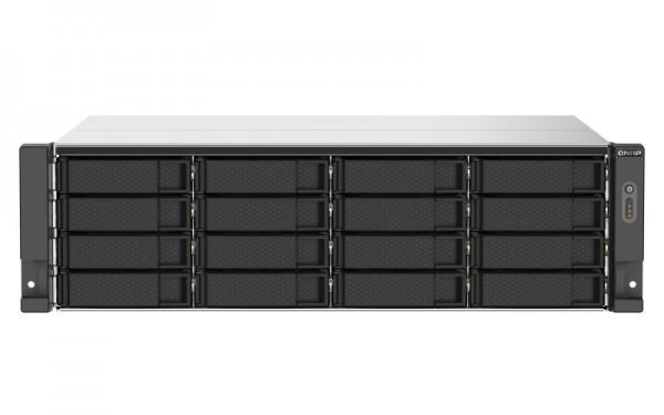 QNAP TS-1673AU-RP-16G 16-Bay 64TB Bundle mit 8x 8TB Gold WD8004FRYZ