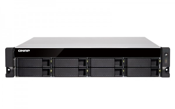 Qnap TS-877XU-RP-3600-8G 8-Bay 2TB Bundle mit 1x 2TB Gold WD2005FBYZ