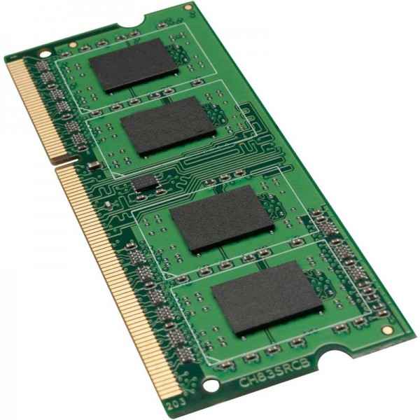 4GB DDR3 SO-DIMM (D3NS1866L-4G) für Synology DS918+, DS718+, DS218+, DS418play