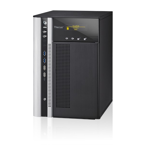 Thecus N6850 6-Bay 10TB Bundle mit 5x 2TB Red WD20EFRX