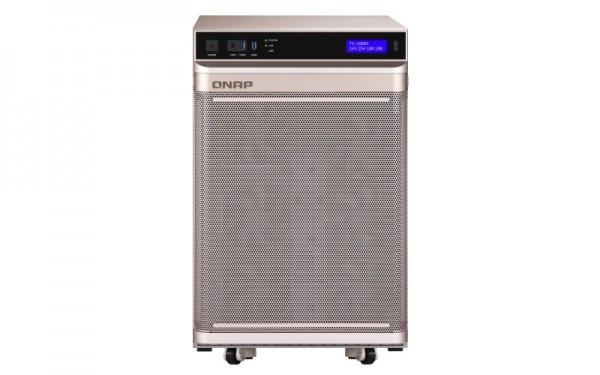 QNAP TS-2888X-W2195-512G 28-Bay 80TB Bundle mit 8x 10TB Gold WD102KRYZ
