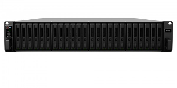 Synology FS3600 24-Bay 24TB Bundle mit 24x 1TB Samsung SSD 860 Pro