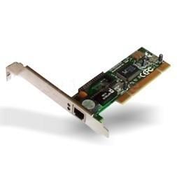 Netzwerkkarte 10/100 Mbit/s, Realtek, PCI