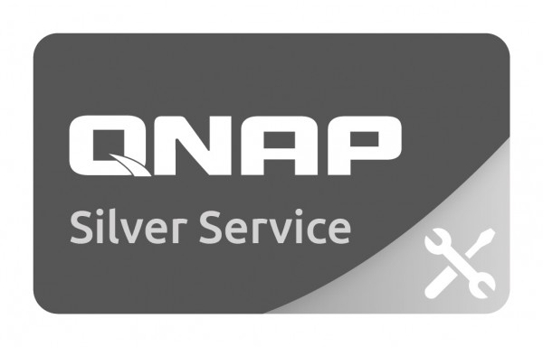 SILVER-SERVICE für Qnap TVS-1282T-i7-32G
