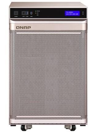 Qnap TS-2888X-W2123-32G 28-Bay 8TB Bundle mit 4x 2TB Gold WD2005FBYZ