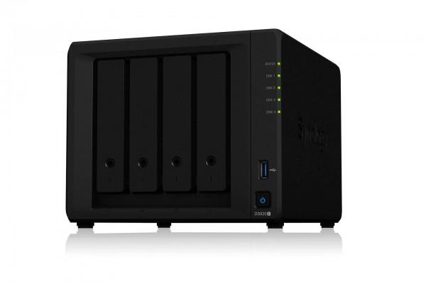Synology DS920+(8G) 4-Bay 10TB Bundle mit 1x 10TB Red Plus WD101EFBX