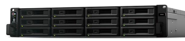 Synology SA3400 12-Bay 216TB Bundle mit 12x 18TB IronWolf Pro ST18000NE000