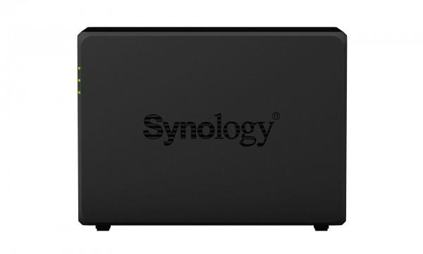 Synology DS720+(6G) 2-Bay 20TB Bundle mit 2x 10TB Red Plus WD101EFBX