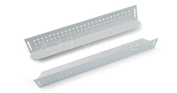 Triton Paar Gleitschienen für 600mm tiefen Schrank (L - 368) (RAC-NL-X01-X1)