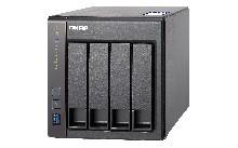 Qnap TS-431X2-8G 4-Bay 9TB Bundle mit 3x 3TB HDs