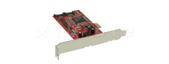 PCI express Ultra ATA 133 Controller + SATA Interface, RAID