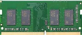 Synology - DDR4 - 16 GB - SO DIMM 260-PIN - 2666 MHz / PC4-21300 - 1.2 V (D4ECSO-2666-16G)