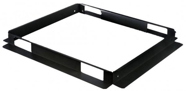 Triton Rahmen für die Bodenmontage der Belüftungseinheit, schwarz (RAB-CH-XXX-X1)