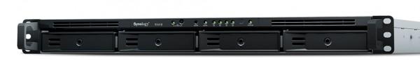 Synology RX418 4-Bay 40TB Bundle mit 4x 10TB Red Plus WD101EFBX