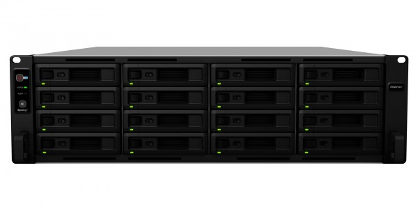 Synology RS4021xs+ 16-Bay 64TB Bundle mit 16x 4TB IronWolf Pro ST4000NE001