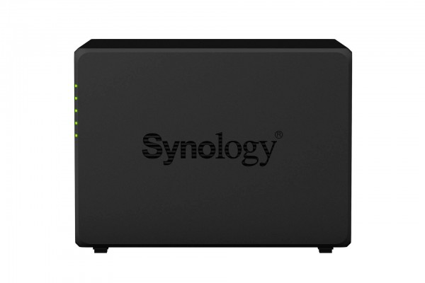 Synology DS920+ 4-Bay 18TB Bundle mit 3x 6TB Red Plus WD60EFZX