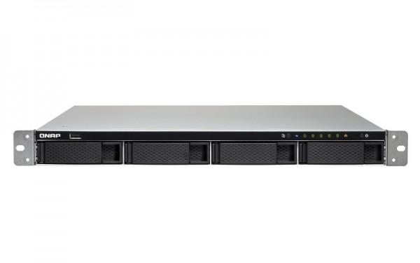 Qnap TS-463XU-RP-4G 4-Bay 10TB Bundle mit 1x 10TB Red Pro WD101KFBX