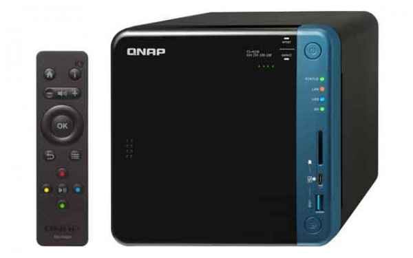 Qnap TS-453B-16G 4-Bay 2TB Bundle mit 1x 2TB P300 HDWD120