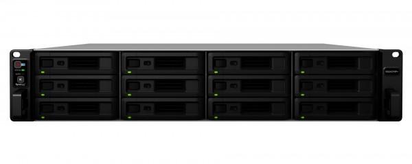 Synology RS2421RP+ 12-Bay 96TB Bundle mit 12x 8TB Synology HAT5300-8T