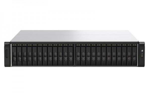 QNAP TS-h3088XU-RP-W1270-64G 30-Bay 60TB Bundle mit 15x 4TB Samsung SSD 860 Evo