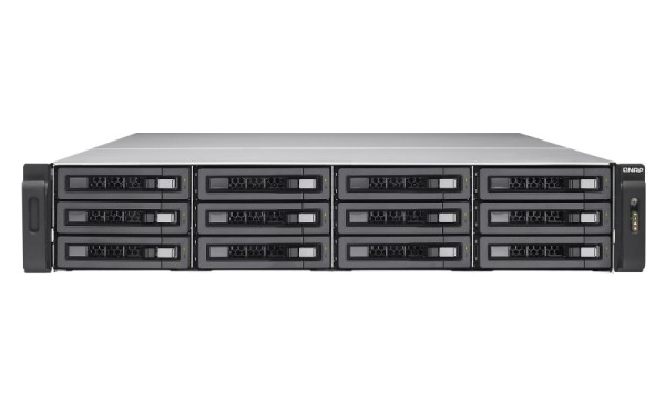 Qnap TES-1885U-D1521-8GR 18-Bay 36TB Bundle mit 6x 6TB Red Pro WD6002FFWX