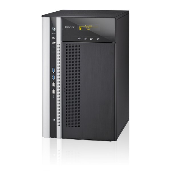 Thecus N8850 8-Bay 10TB Bundle mit 1x 10TB Red WD100EFAX