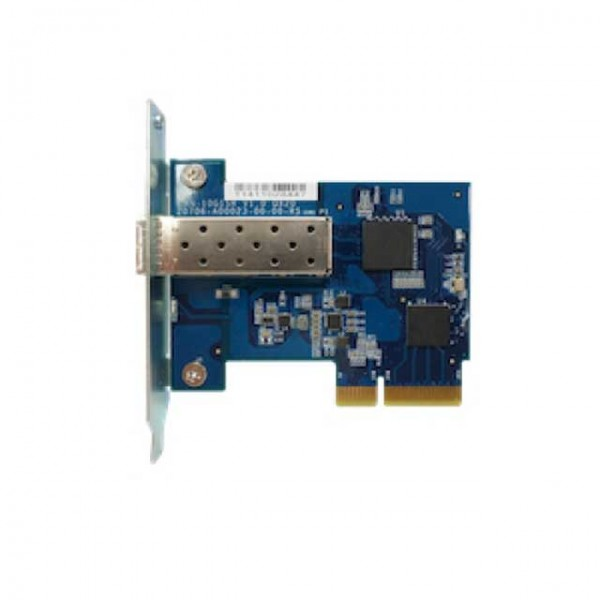 QNAP Single-port 10Gb Netzwerkerweiterungskarte SFP+ LAN-10G1SR-D
