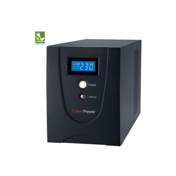 Cyberpower USV Value 1500EILCD Green Power UPS 1500VA