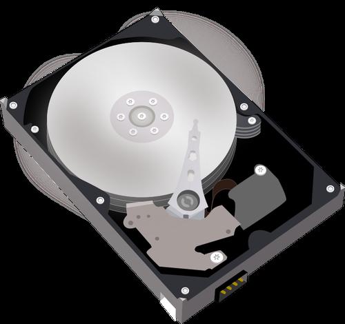 Festplatten Einbau-Service für 7 Festplatten