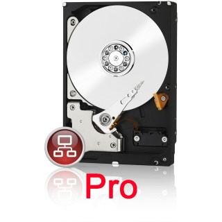 4000GB WD4002FFSX RED Pro 7200U/min 24/7 für 8-16 Bay NAS Systeme