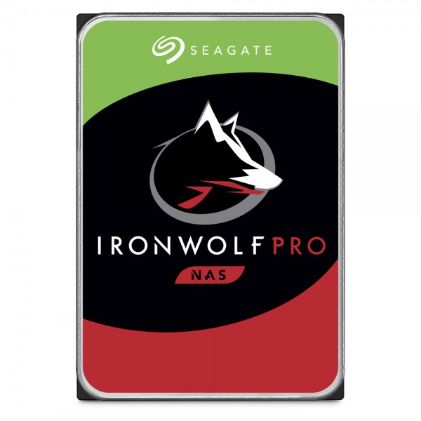 6000GB Seagate Ironwolf Pro, SATA 6Gb/s (ST6000NE000)