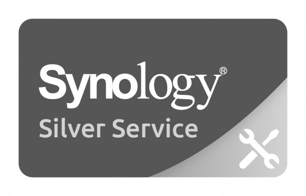 SILVER-SERVICE für Synology DS418play