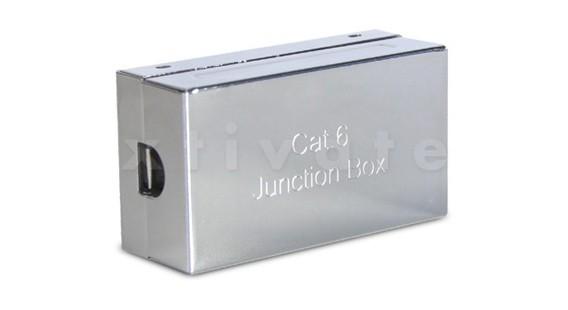Verbindungsmodul Cat6, LSA+, geschirmt