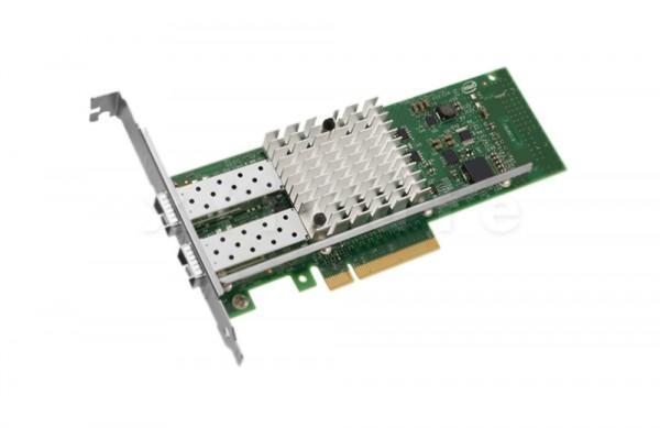 Intel 10GBit X520-SR2 Dual Port Netzwerkkarte, PCIe x8