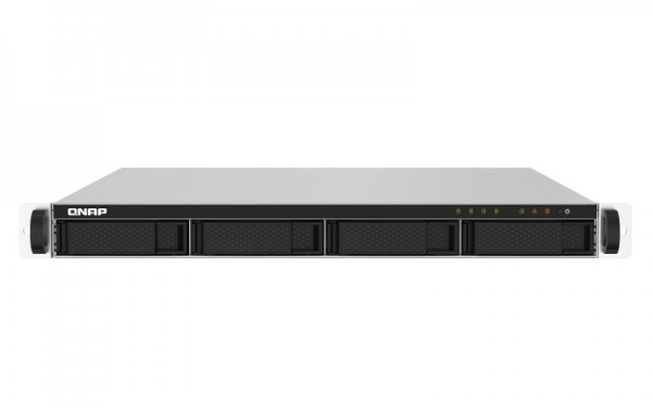 QNAP TS-432PXU-RP-2G 4-Bay 1TB Bundle mit 1x 1TB Red WD10EFRX