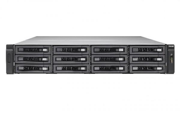 Qnap TES-1885U-D1531-16GR 18-Bay 12TB Bundle mit 6x 2TB Red Pro WD2002FFSX