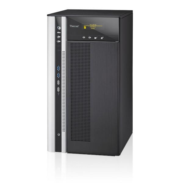 Thecus N10850 10-Bay 120TB Bundle mit 10x 12TB IronWolf ST12000VN0007