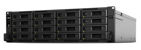 Synology RS2818RP+ 16-Bay 64TB Bundle mit 16x 4TB Gold WD4003FRYZ