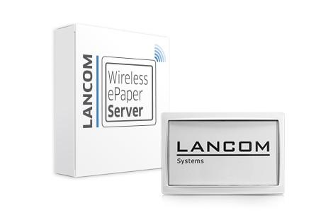 LANCOM Wireless ePaper Server License Pro (+1.000)