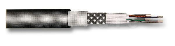Verlegekabel Cat7, querwasserdicht, Nagerschutz, für Aussenverlegung geeignet, 900 MHz, 500m (UC900