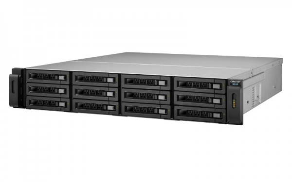 Qnap REXP-1220U-RP 12-Bay 24TB Bundle mit 6x 4TB Red Pro WD4003FFBX