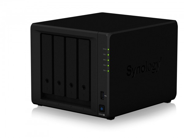 Synology DS420+ 4-Bay 12TB Bundle mit 4x 3TB HDs