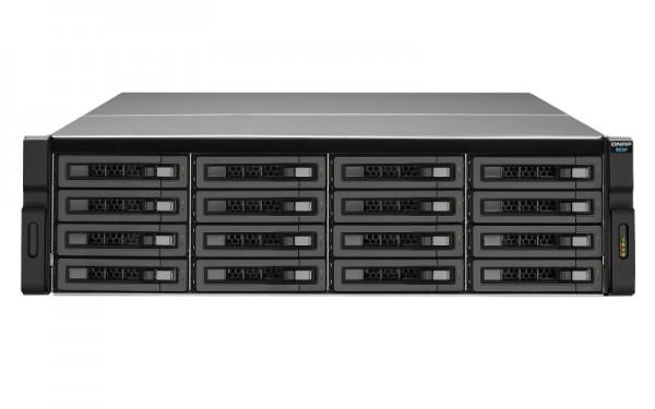 Qnap REXP-1620U-RP 16-Bay 256TB Bundle mit 16x 16TB IronWolf Pro ST16000NE000