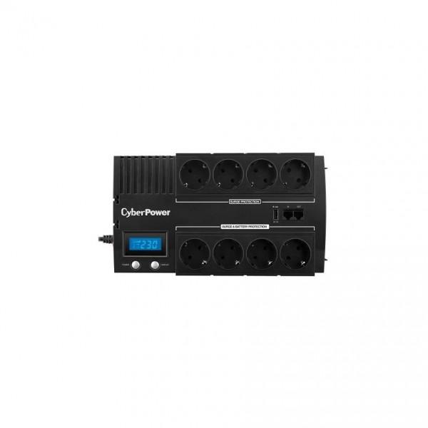 Cyberpower USV BR700ELCD Line-Interactive BRIC UPS 700VA