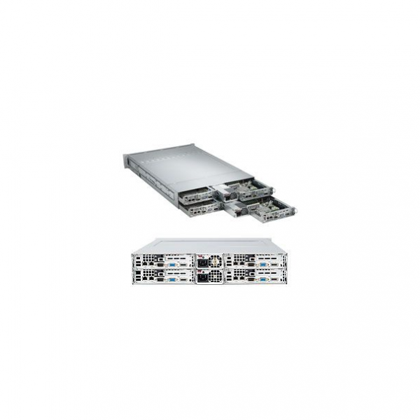 Supermicro A+ Server 2022TC-BTRF (black)