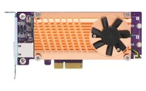 QNAP QM2-2S10G1TA, RJ-45, PCIe 3.0 x4